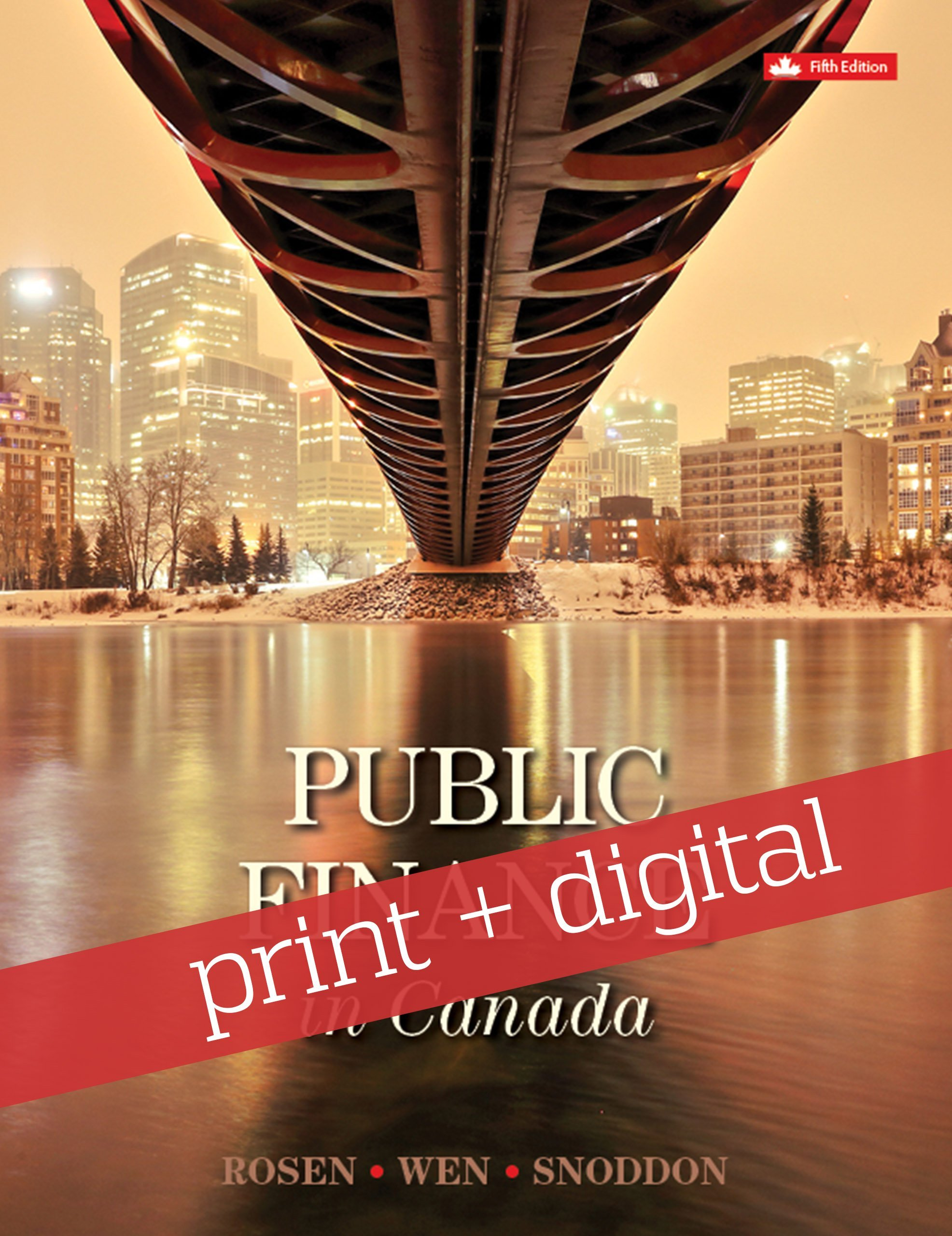 Public finance in canada harvey s rosen jean francois wen public finance in canada with connect with smartbook combo fandeluxe