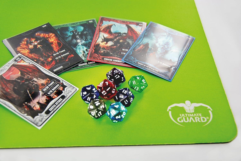 Monochrome Light Green Ultimate Guard Play-Mat