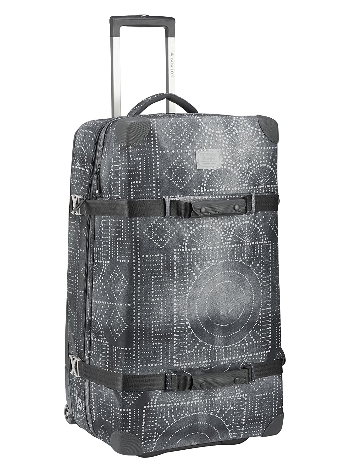 622ebba31e Burton Wheelie Sub Travel Bag, Bandotta Print: Amazon.co.uk: Sports ...