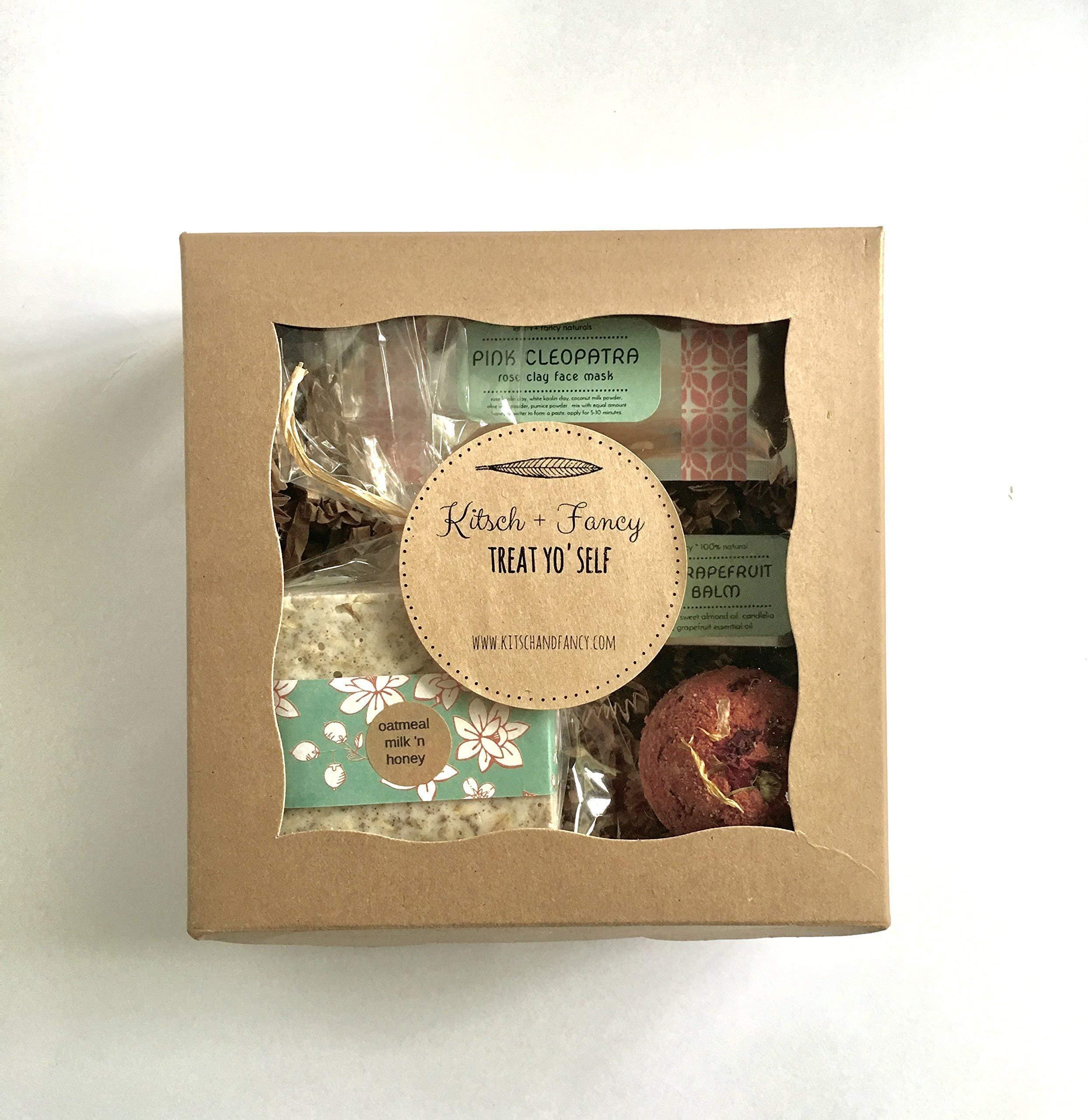 Treat Yo'self Box: Spa Gift Box