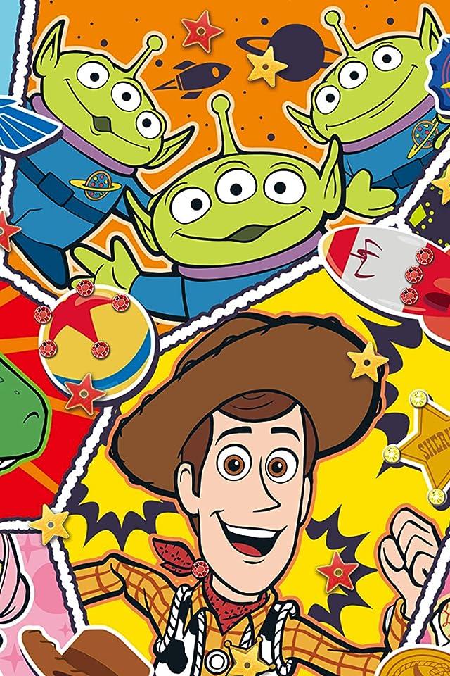 ディズニー トイ・ストーリー/コミック・ファン iPhone(640×960)壁紙画像