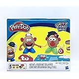 Play-Doh Mr. & Mrs. Potato Head 14 Piece Activity Set With Play Mat