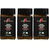 Mount Hagen: Organic café liofiliza Café Instantáneo ( Pack of 3x 3,53oz) (Pack of 3)