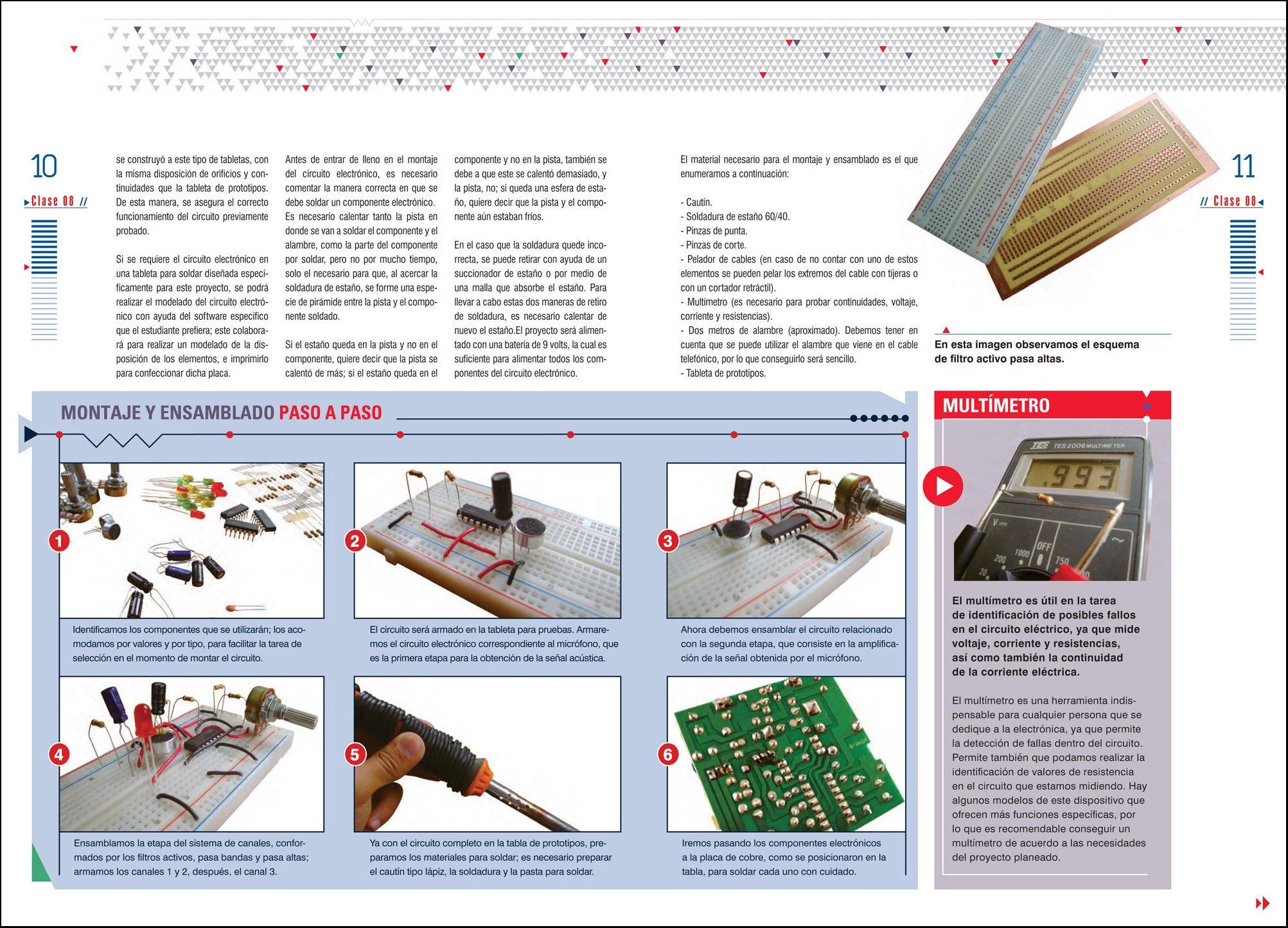Electrónica (Spanish Edition): Staff USERS, USERS, Español Espanol Espaniol, Arduino Microcontroladores pic Circuitos Programación Robótica Domótica: ...