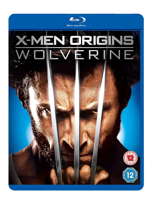 X-Men Origins - Wolverine Edizione: Regno Unito Reino Unido Blu-ray: Amazon.es: Dominic Monaghan: Cine y Series TV