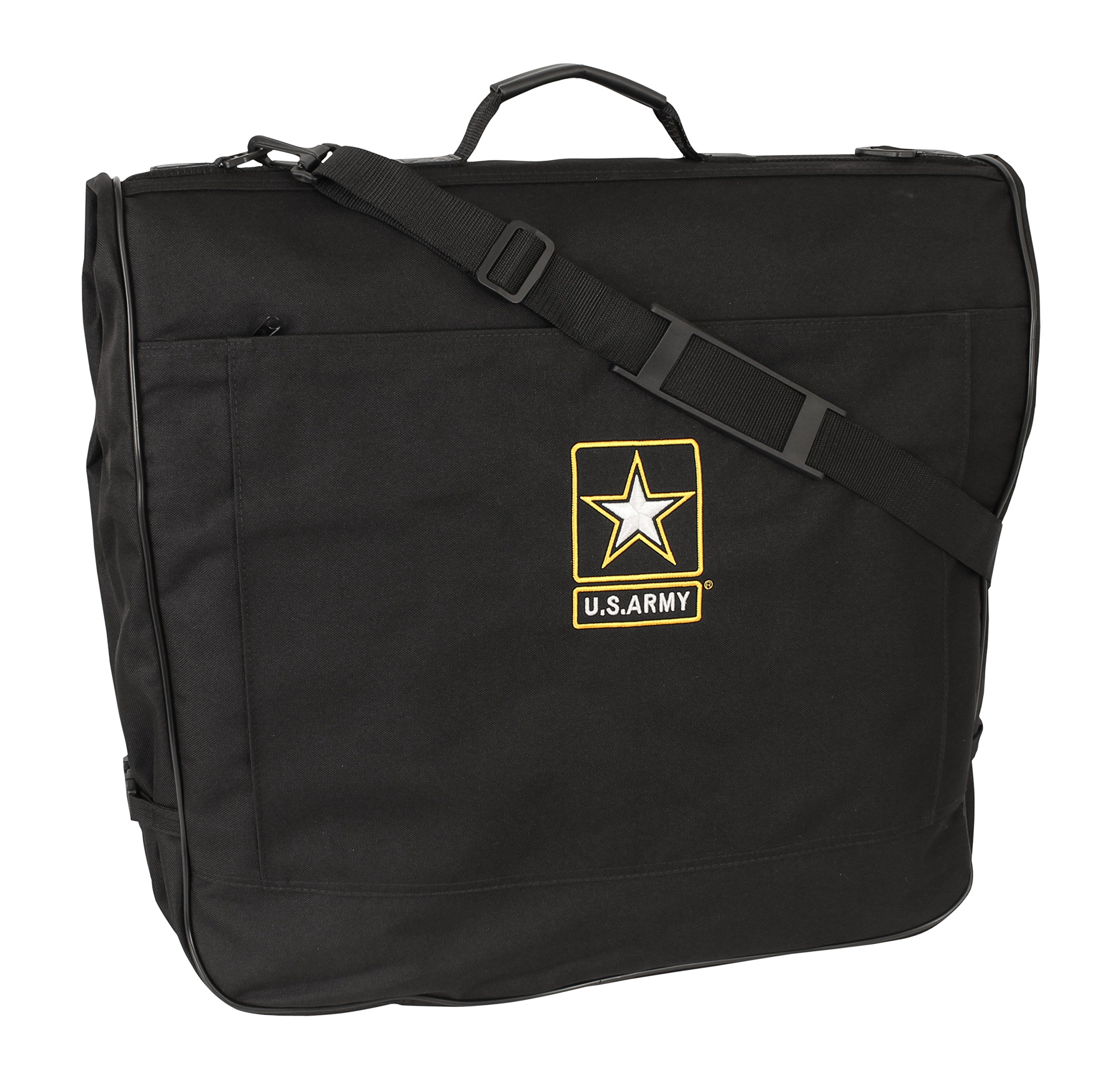 US ARMY Black Garment Bag