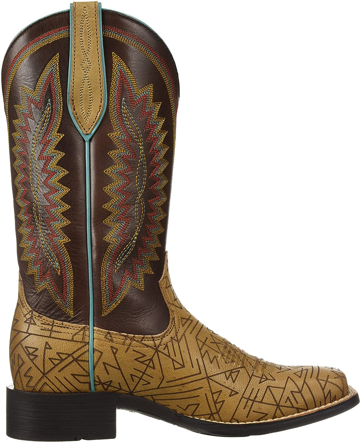 e7284e98a70 ARIAT Women's Quickdraw Legacy Western Boot