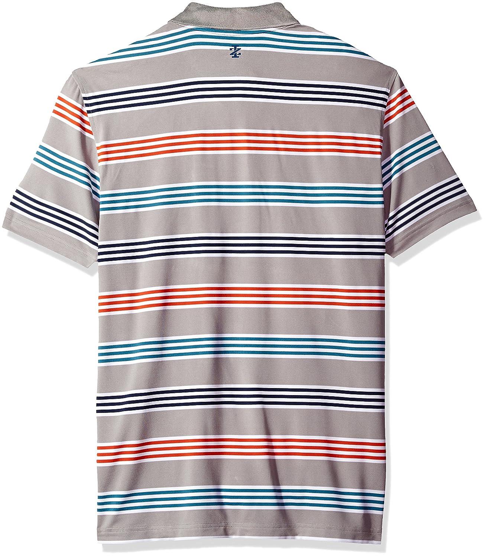 Izod Mens Performance Golf Polo At Amazon Mens Clothing Store