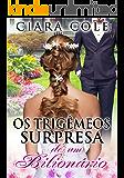 Os Trigêmeos Surpresa de um Bilionário (Portuguese Edition)