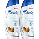 Head and Shoulders Dry Scalp Care with Almond Oil Dandruff Conditioner 23 Fl Oz