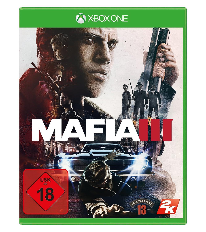 Mafia 3 Xbox One amazon