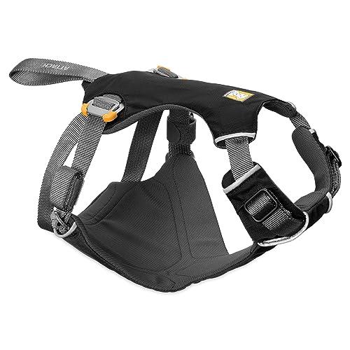 Ruffwear - Load Up Vehicle Restraint Harness for Dogs, Obsidian Black
