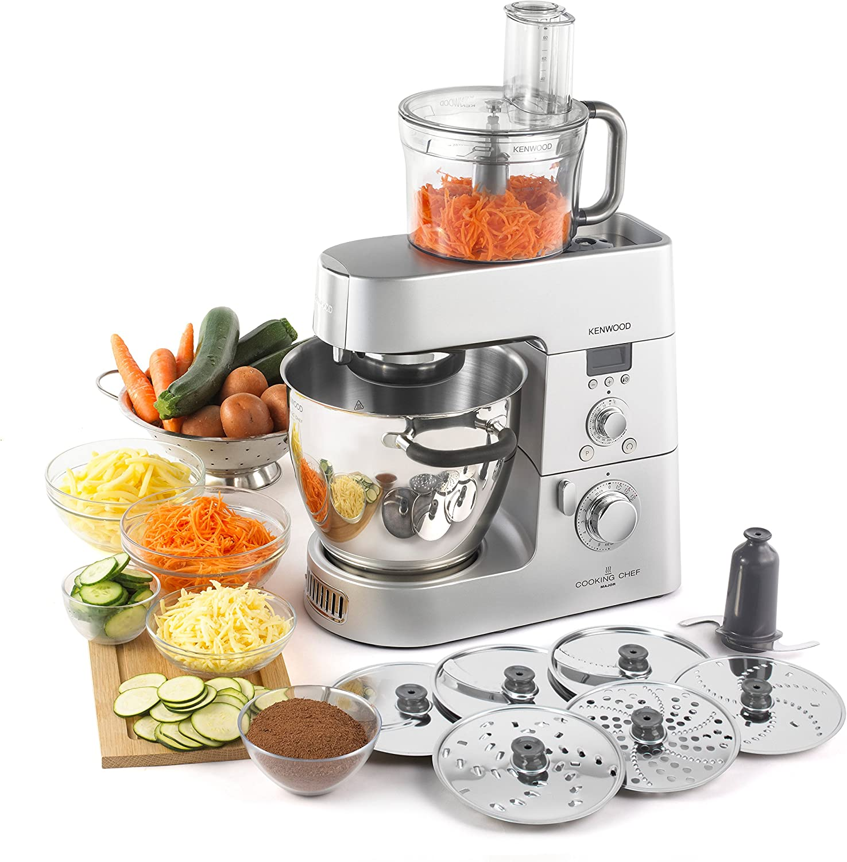 Kenwood KM096 Cooking Chef KM096-Robot de Cocina por inducción ...