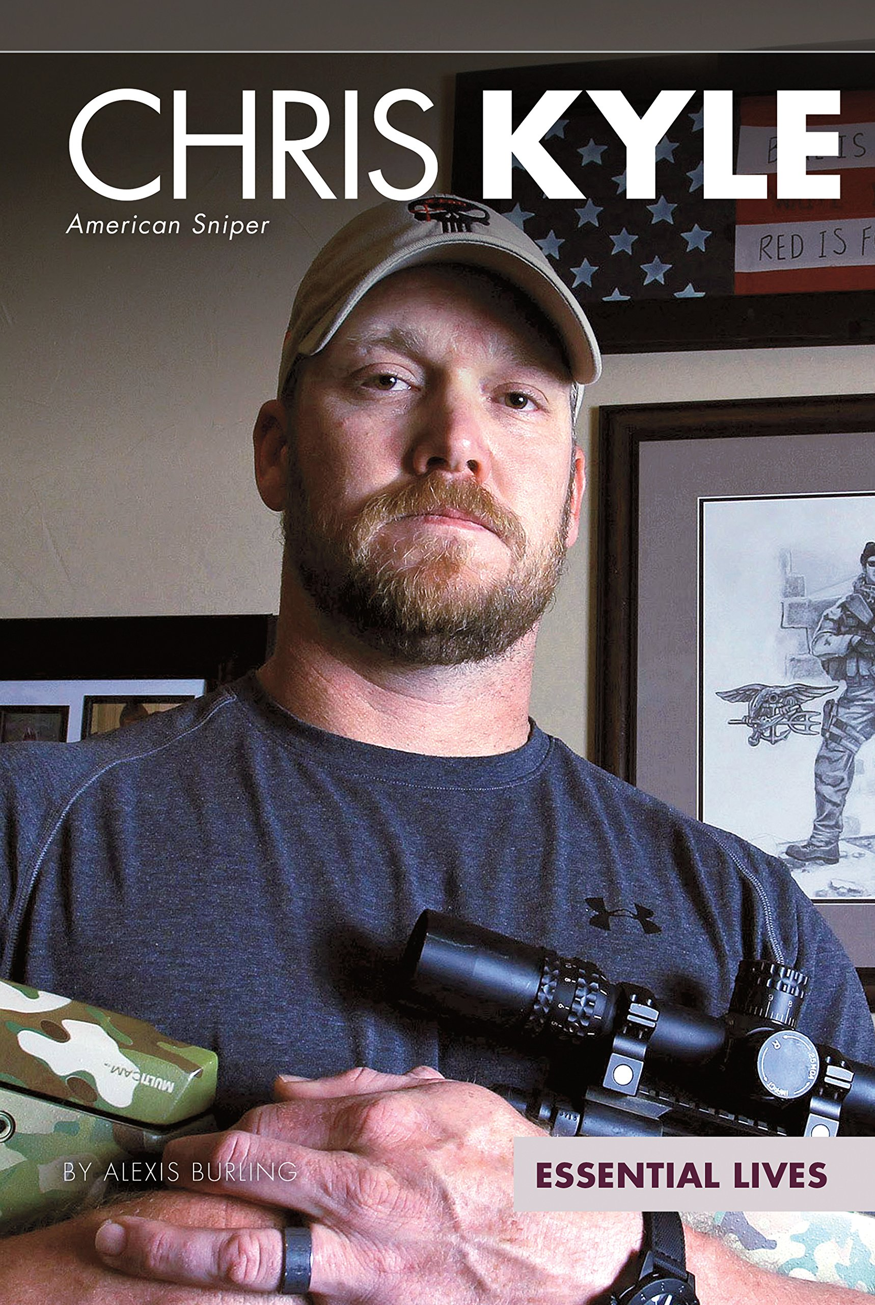 Chris Kyle: American Sniper (Essential Lives) by Essential Library