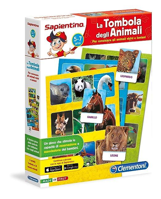 196 opinioni per Clementoni 12690- La Tombola Degli Animali