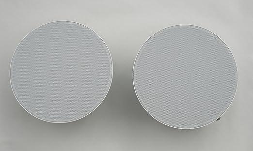 MARD AUDIO DAN VAST 175, 2 Wege Bluetoothlautsprecher, Decken  Einbaulautsprecher Mit Bluetooth, 1 Paar Boxen, Farbe: Weiß: Amazon.de:  Audio U0026 HiFi