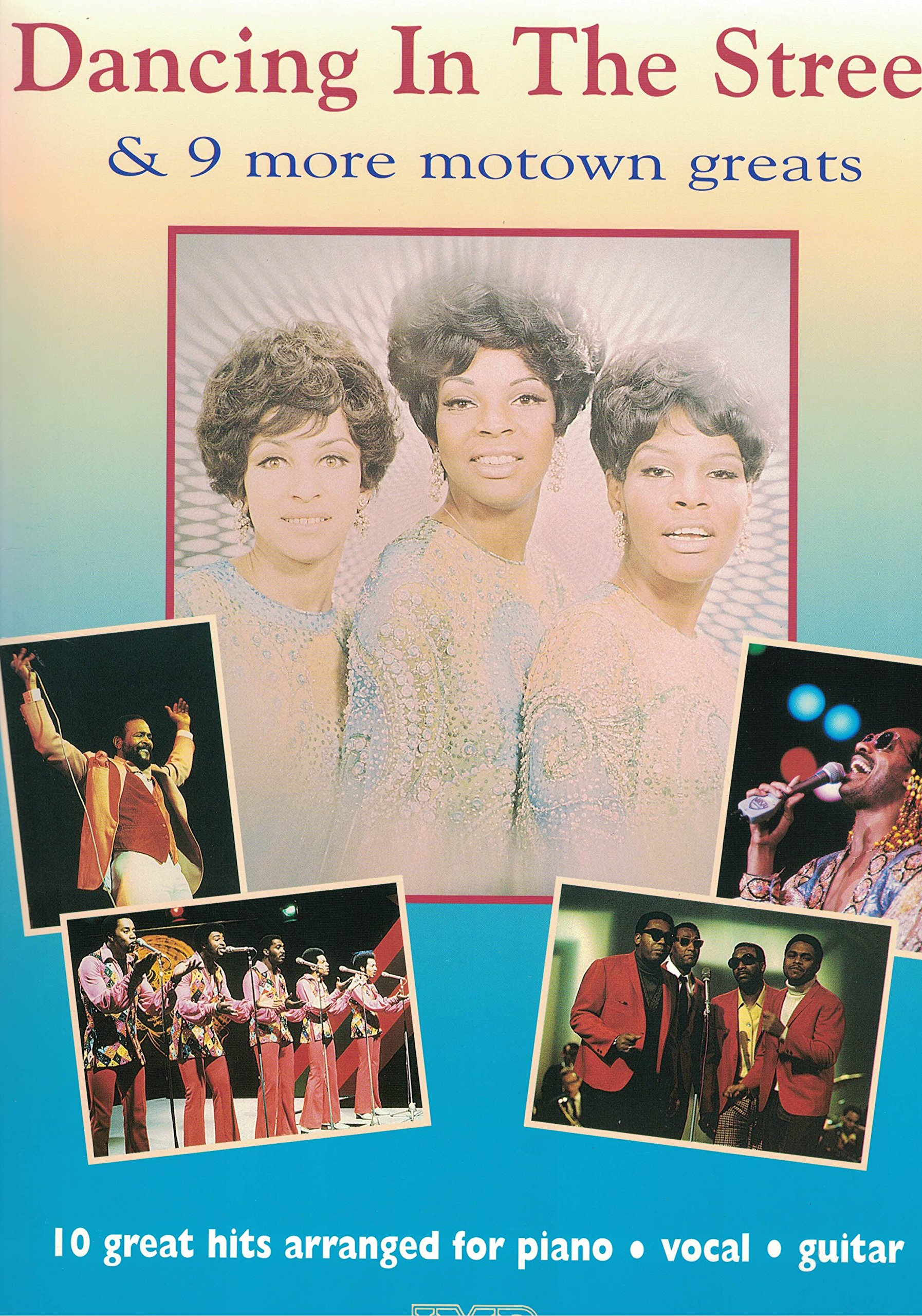 Dancing in the Street and 9 More Motown Greats (Song plus 9)