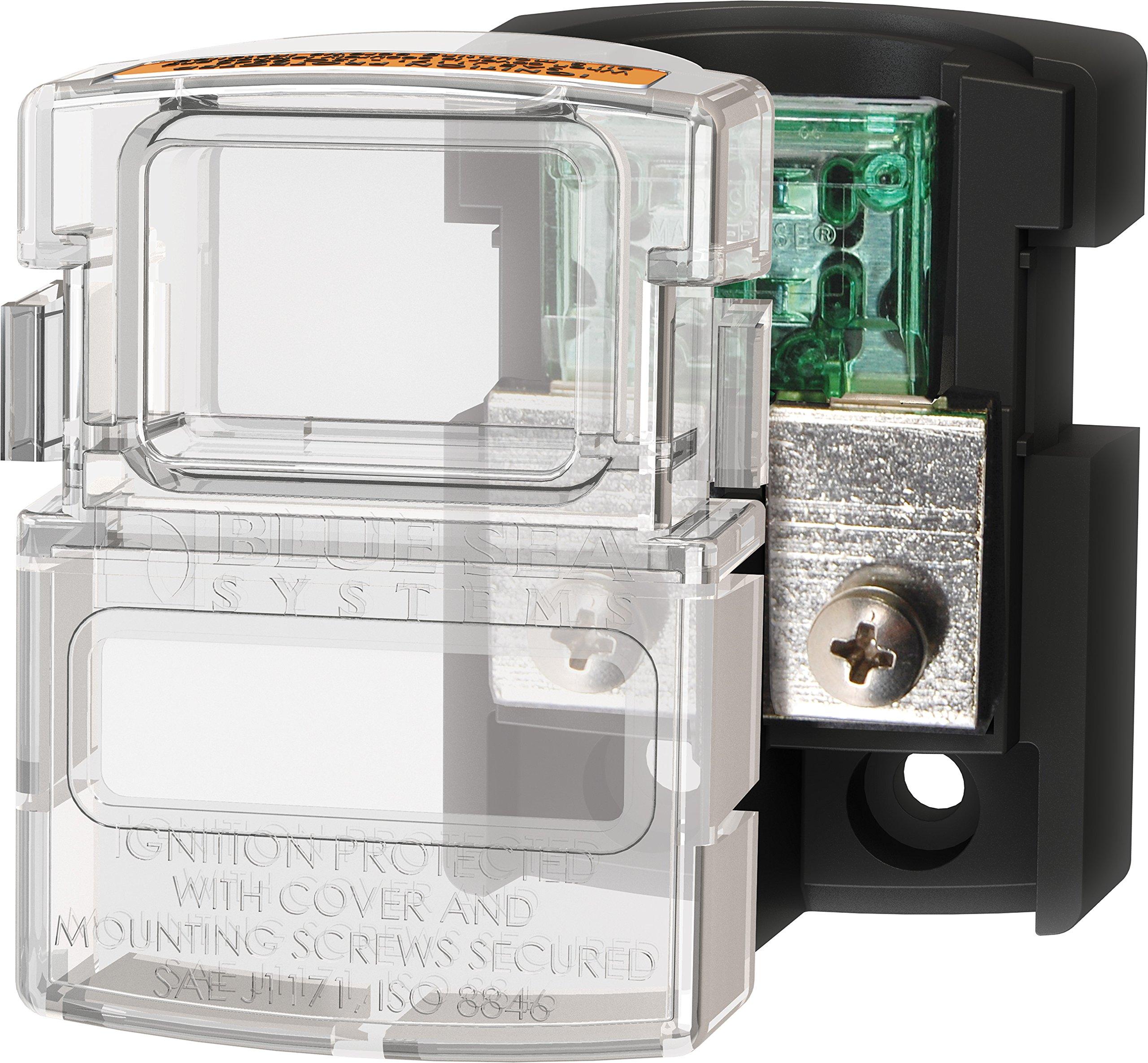 Blue Sea 5006100 Fuse Block (Maxi Ip 30–80A Replaces 5006)