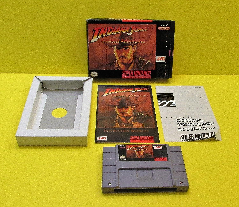 Amazon.com: Indiana Jones: Greatest Adventures - Nintendo ...