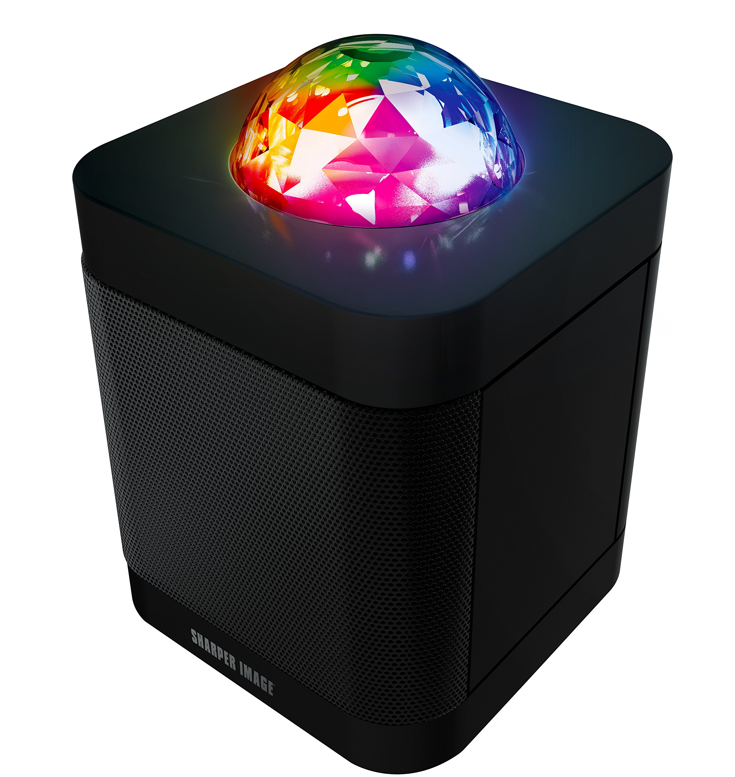 Amazon.com: AXESS SPBL1049 Crystal Vibe LED Bluetooth