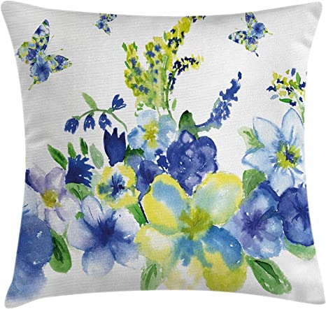 Photo Cushion Cover /'Butterfly/' Cushion Cover With Motif 3d Photo Print to measure