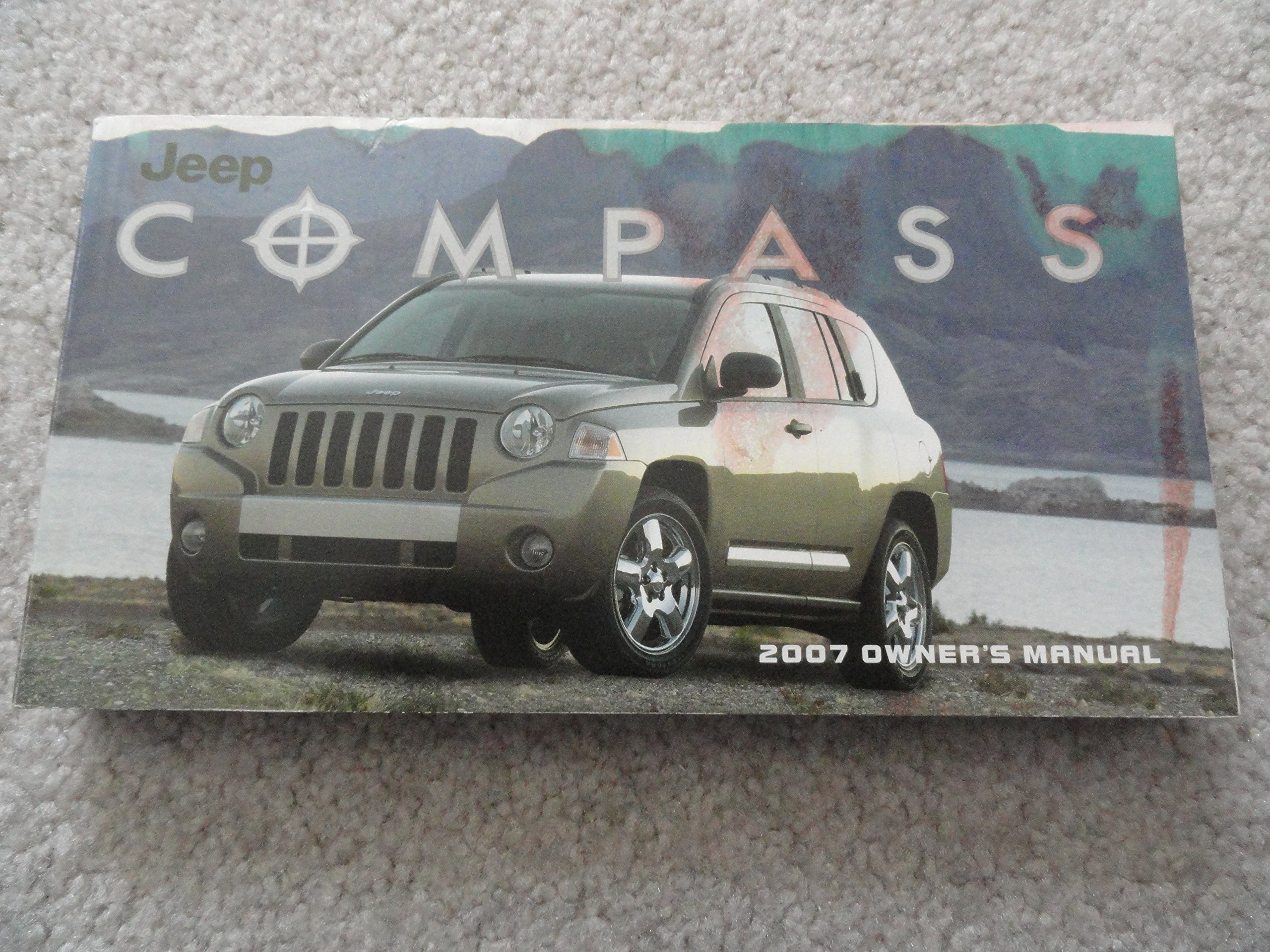 2007 jeep compass owners manual jeep amazon com books rh amazon com 2007 jeep compass owners manual free download 2007 jeep compass owners manual pdf