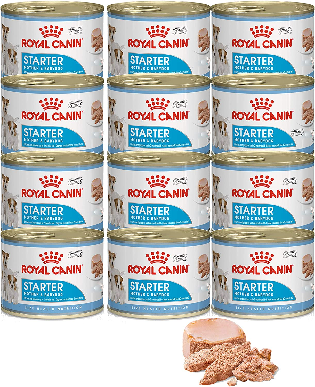 Royal Canin - Mousse Mother & Baby 12 x 195 g