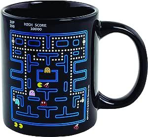 Pac Man Heat Change Ceramic Coffee Mug - Officially Licensed