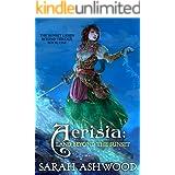 Aerisia: Land Beyond the Sunset: An epic portal fantasy series (The Sunset Lands Beyond Series Book 1)