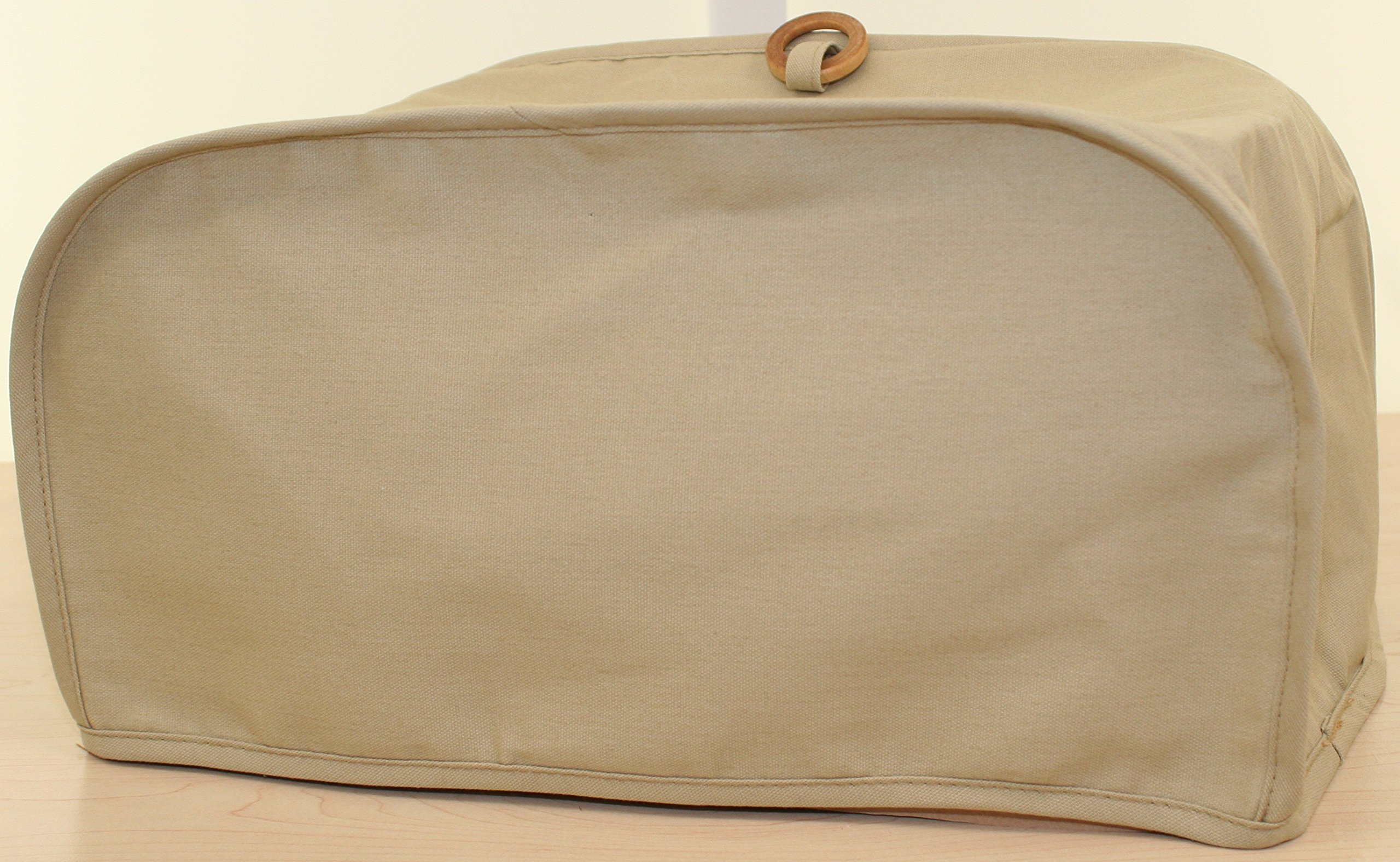 America At Home Toaster Oven Cover Tan