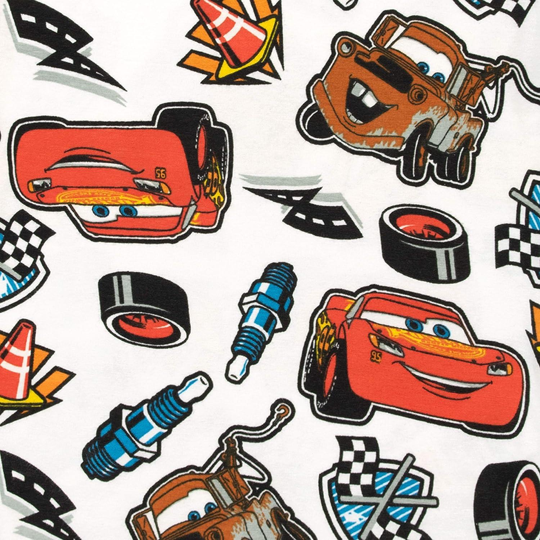 Disney Pigiama a Maniche Lunghe per Ragazzi Cars