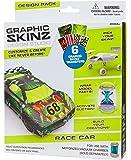 Amazon.com: Graphic Skinz Design Studio Girl – Motorized Vacuum Chamber Adhesive Transfers Toy