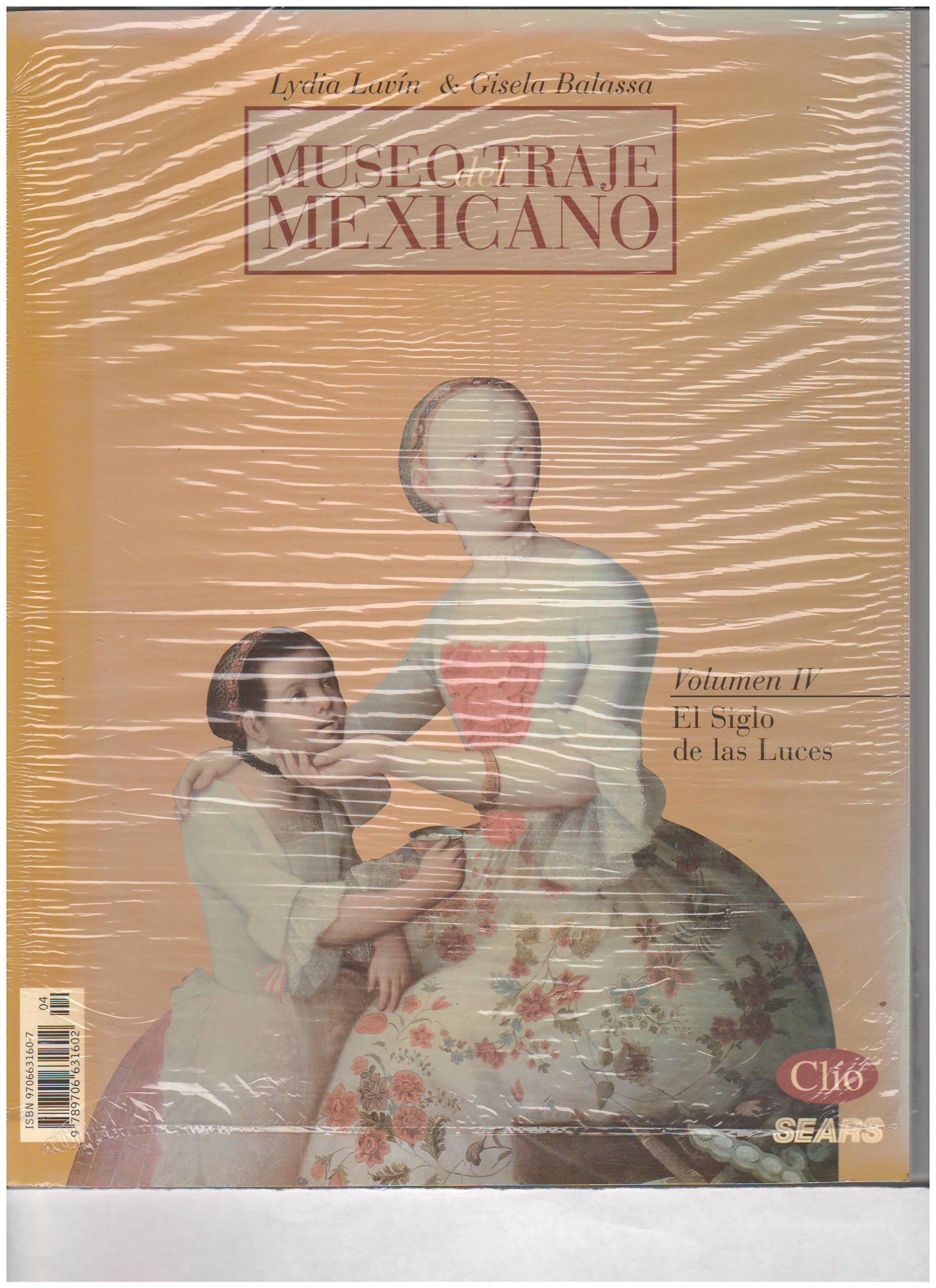 Museo del traje mexicano (Spanish Edition): Lydia Lavín ...