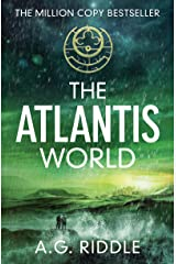 The Atlantis World (The Origin Mystery, Book 3) Kindle Edition