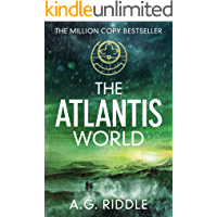 The Atlantis World (The Origin Mystery Book 3) (English Edition)