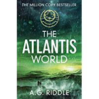 The Atlantis World (The Origin Mystery, Book 3) (English Edition)
