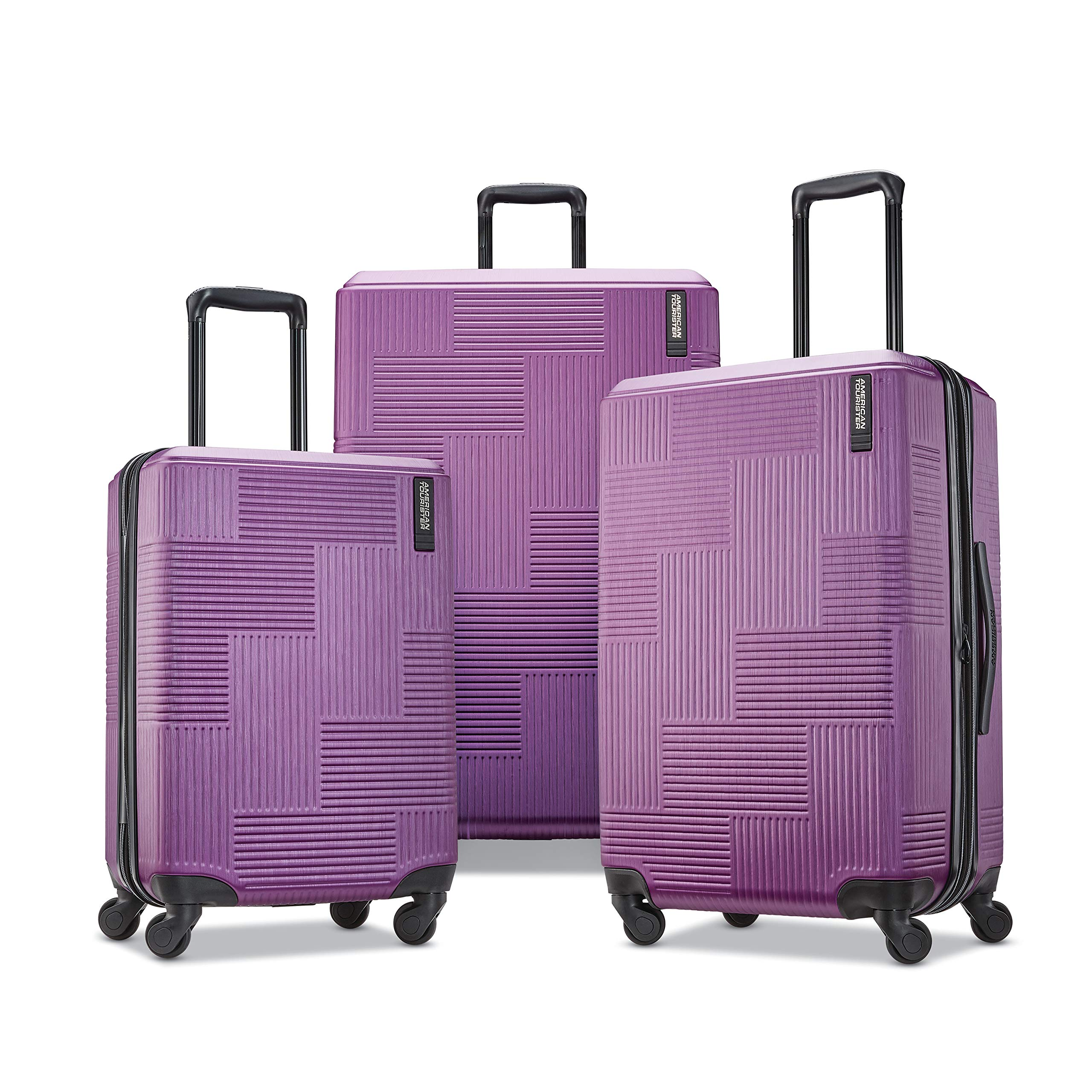 American Tourister 3-Piece Set, Power Plum by American Tourister