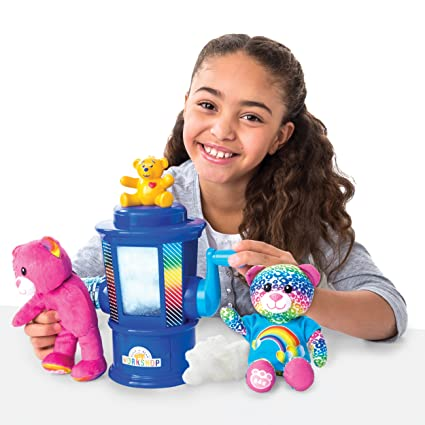 b92a5b4f63 Build A Bear Stuffin  Station Craft Set  Amazon.co.uk  Toys   Games