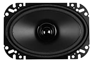 """BOSS Audio BRS46 Car Replacement Speakers - 50 Watts of Power Per Speaker, 4"""" x 6"""" Inch, Full Range, Sold Individually, Easy Mounting"""