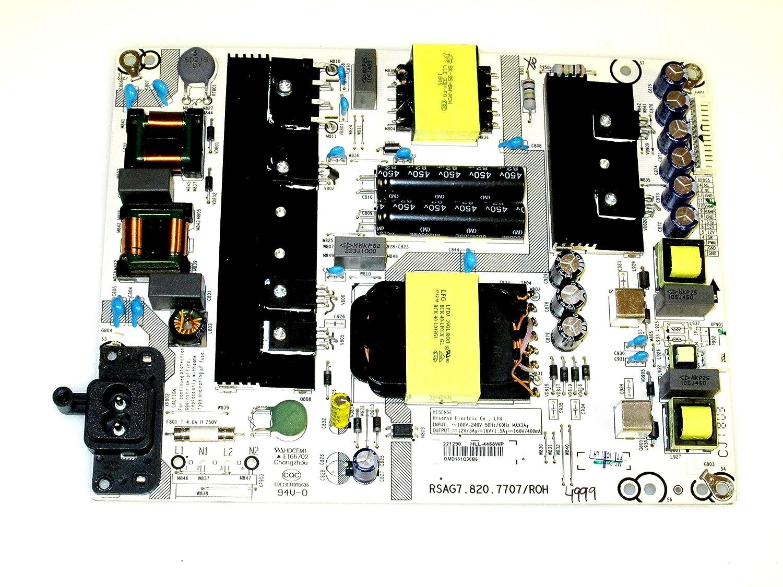Power Supply Board RSAG7.820.7707//ROH 221290 for Hisense 60H6E