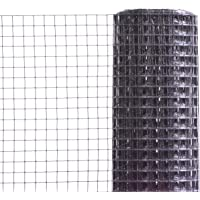 Volierendraht 12,7 x 0,9 x 500 mm anthrazit Rolle á 5 m