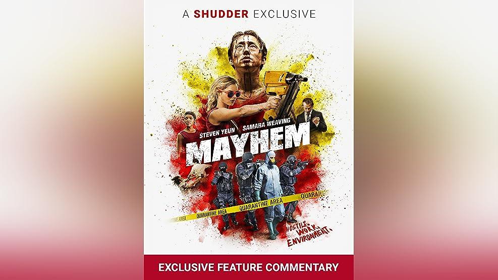 Mayhem Director's Commentary