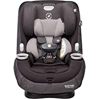 Maxi-Cosi Pria Max 3-in-1 Convertible Car Seat, Nomad Black, One Size