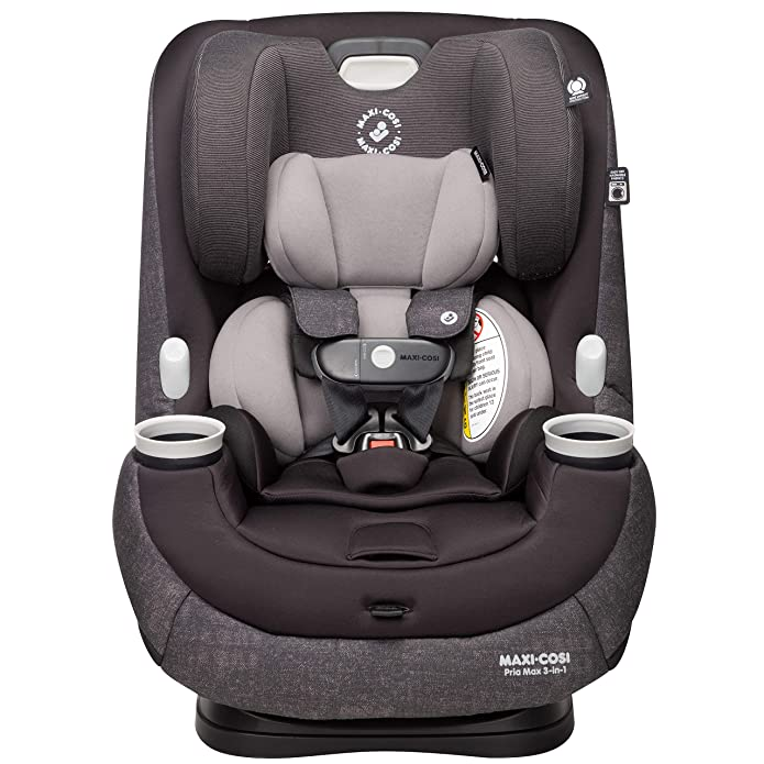 Maxi Cosi Pria Max 3-in-1 Convertible Car Seat - Nomad Black