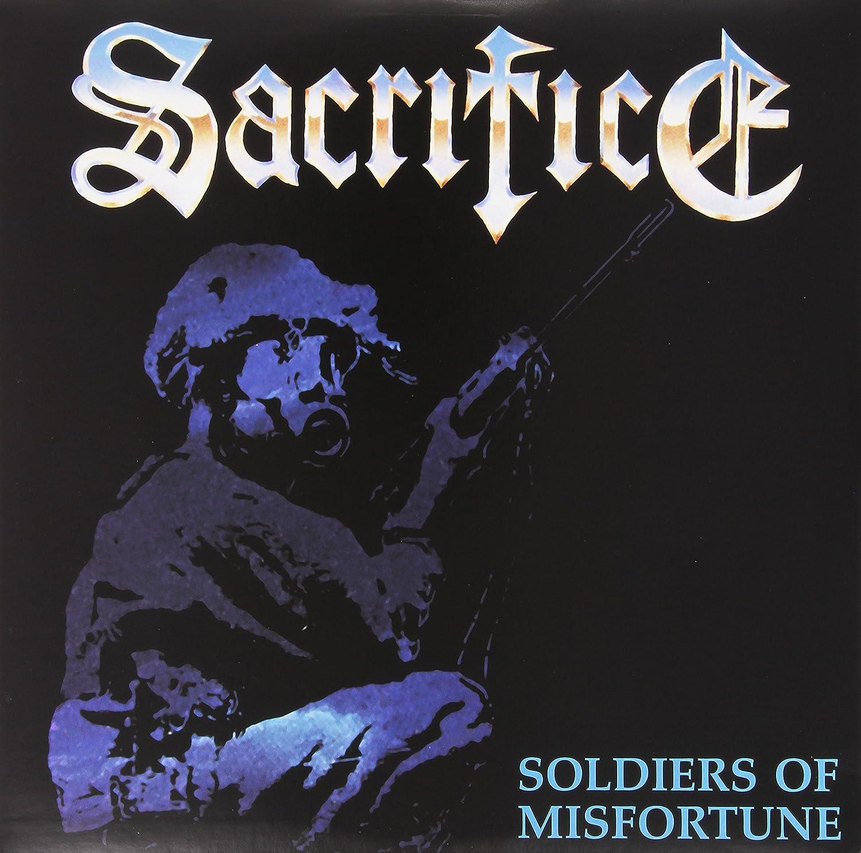 Resultado de imagen para Sacrifice - Soldiers Of Misfortune