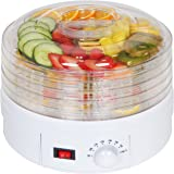 Best Choice Products Portable 5-Tray Electric Food Dehydrator, Adjustable Thermostat