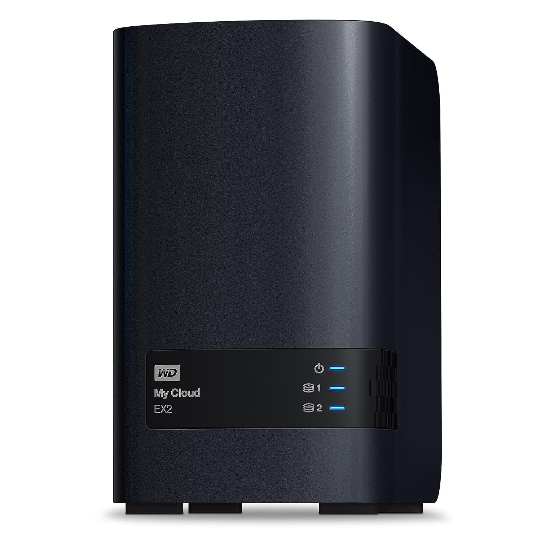 WD My Cloud EX2 4 TB Network Storage