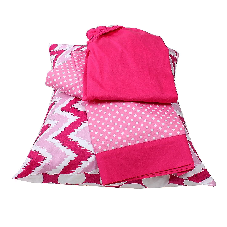 Mix N Match 4 Pc Toddler Bedding Set Bacati Grey