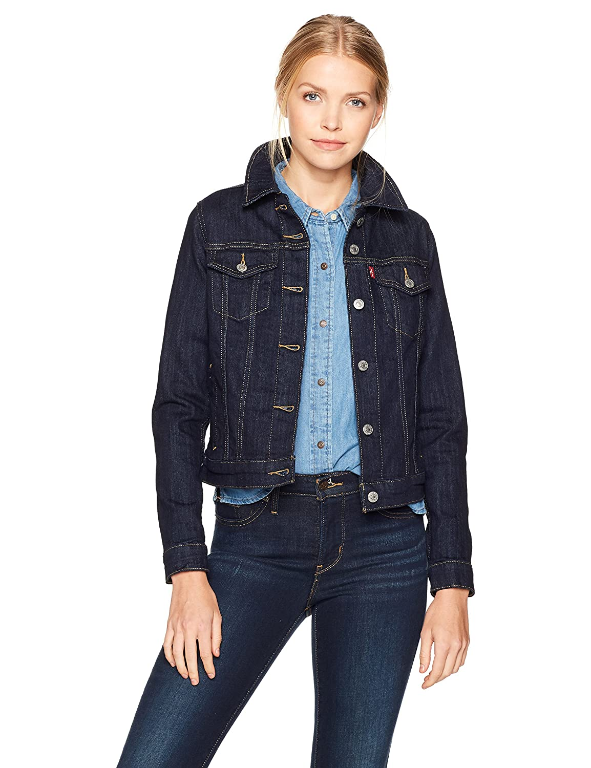 Levi's Women's Original Trucker 29945-0008