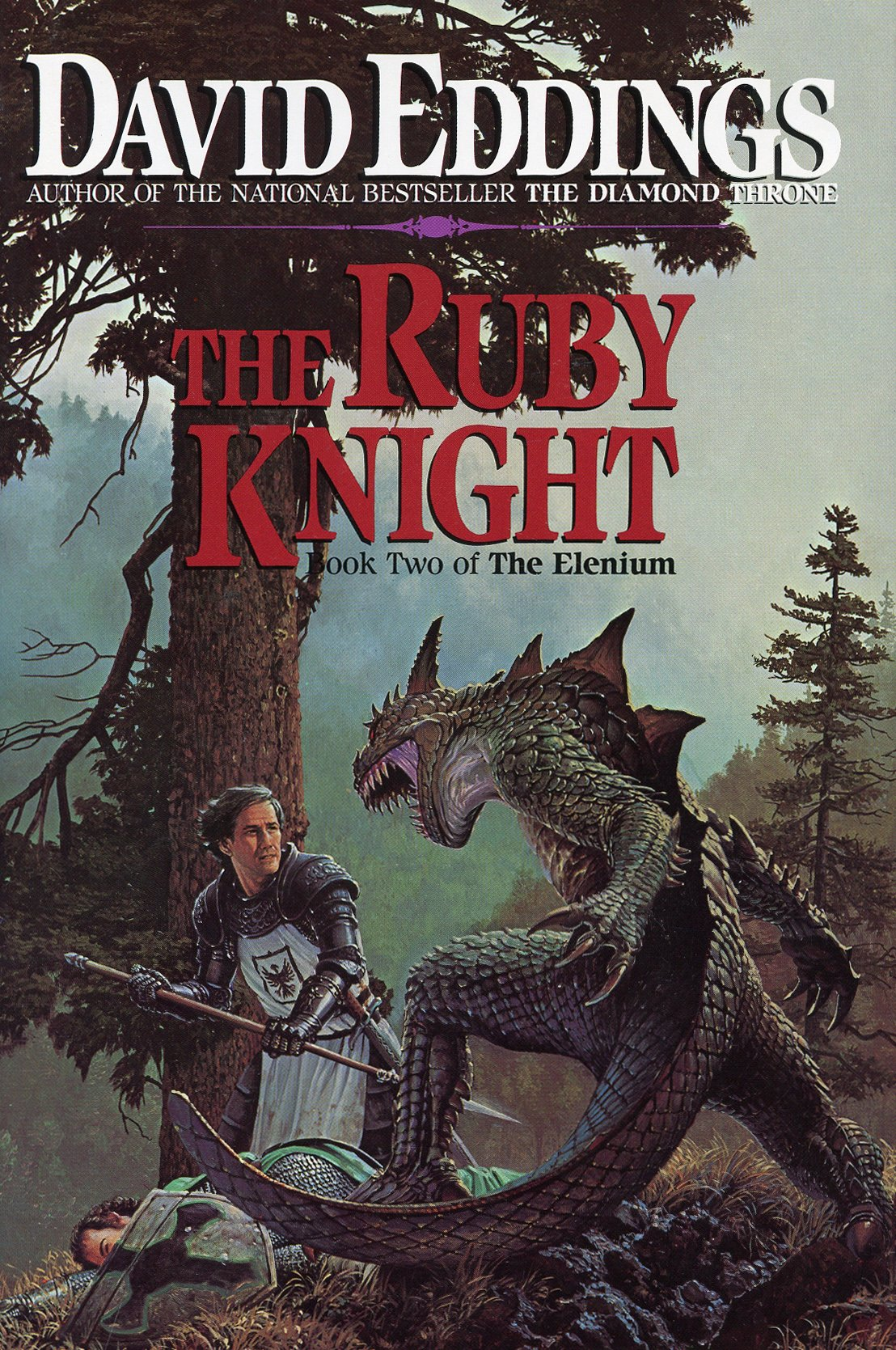 The Ruby Knight (Book Two of The Elenium), Eddings, David